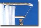L Shape Shower Curtain Bar