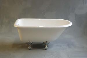 Harmony 4 Foot Clawfoot Tub